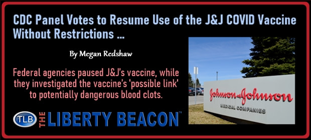 CDC Panel Votes to Resume Use of the J&J COVID Vaccine Without Restrictions – FI 04 24 21-min