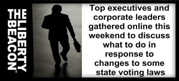 CEOs against vote laws feat 4 12 21