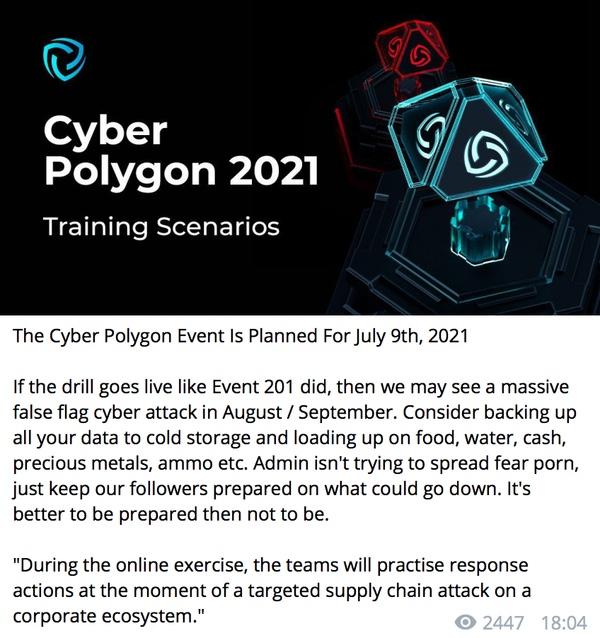 CyberPolygon2021