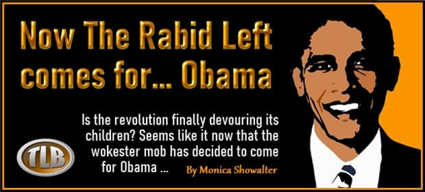 Now The Rabid Left comes for Obama – FI 04 02 21-min