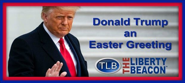 Trump Easter msg feat 4 4 21
