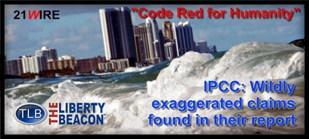 IPCC fraud code red 21W feat 8 12 21