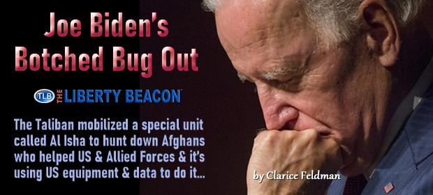 Joe Bidens Botched Bug Out – FI 08 29 21-min