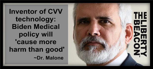 Malone Vax inventor JtN feat 8 8 21
