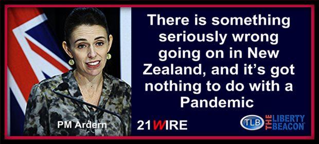 New Zealand zero CV19 21W feat 8 21 21