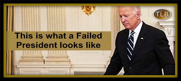 Biden Failing NATIONAL REVIEW feat 9 19 21