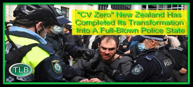 New Zealand Police State substack feat 9 9 21