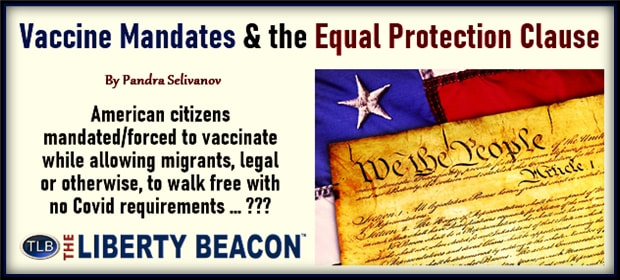 Vaccine Mandates & the Equal Protection Clause – FI 09 20 21-min