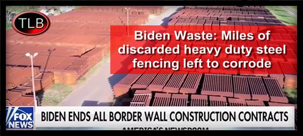 Border Wall discard SN feat 10 12 21