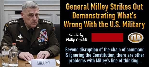 General Milley Strikes Out Demonstrating Whats Wrong With the US Military – FI 10 01 21-min