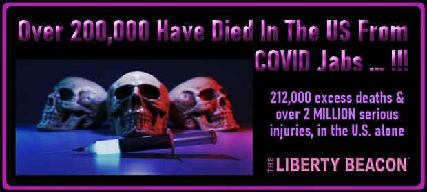Over 200000 Have Died In The US From COVID Jabs – FI 10 10 21-min