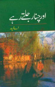 Aur Chanar Jalte Rahay Novel By A Hameed Pdf