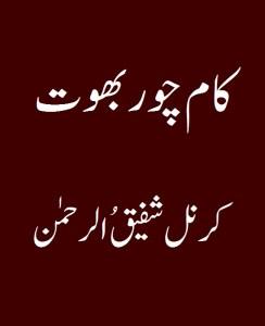 Kaamchor Bhoot by Col Shafiq Ur Rehman