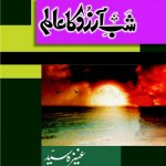 Shab e Arzoo Ka Alam Novel By Aneeza Syed Pdf Download