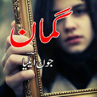john elia book guman pdf download