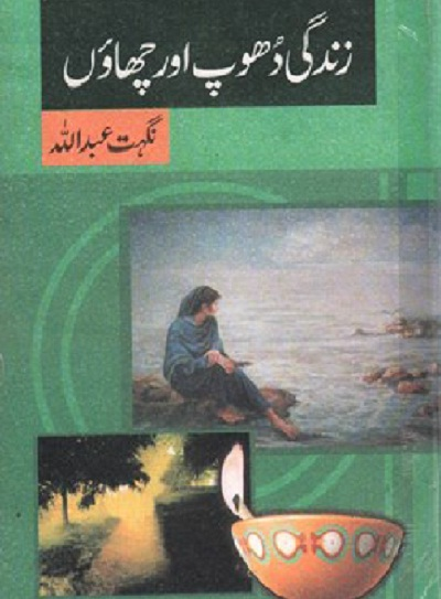Zindagi Dhoop Aur Chaon Novel By Nighat Abdullah Pdf