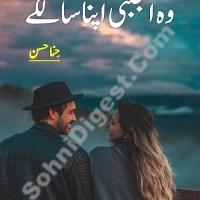 Woh Ajnabi Apna Sa Lage Novel By Hina Hassan Pdf