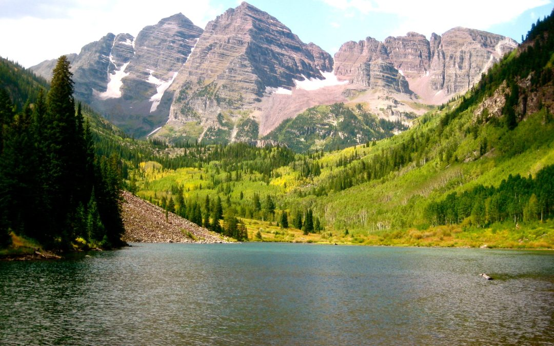 The Perfect Honeymoon – Hiking the Aspen Four Pass Loop