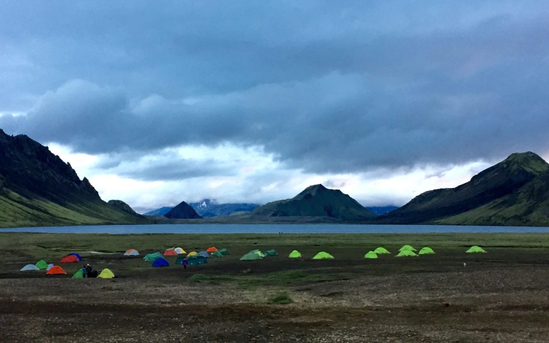 Hut to Hut on Iceland's Beautiful Laugavegur Trail