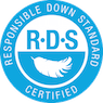 Responsible Down Standard logo - Cruelty-free