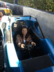 Laurie McDermott in Go Kart World