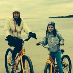 Dillman family on bikes at Hilton Head Marriott Grande Ocean