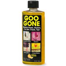 Goo Gone is the BEST glue remover