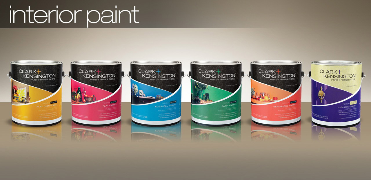 Offering customers a free quart of clark kensington which was rated 1 in recent tests of satin
