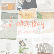 Monthly recap februari 2015