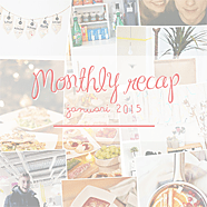 Monthly Recap januari 2015
