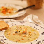 Recept heerlijke en eenvoudige kippensoep