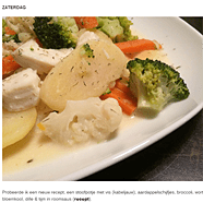 Vermelding FoodByDila