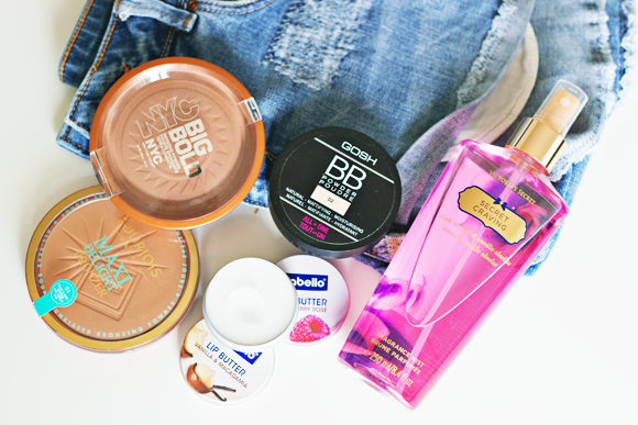 Beauty summer essentials