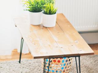 DIY salontafel