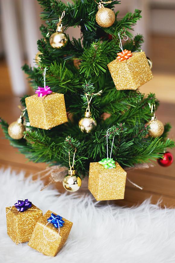 DIY: de schattigste kerstboomhangers