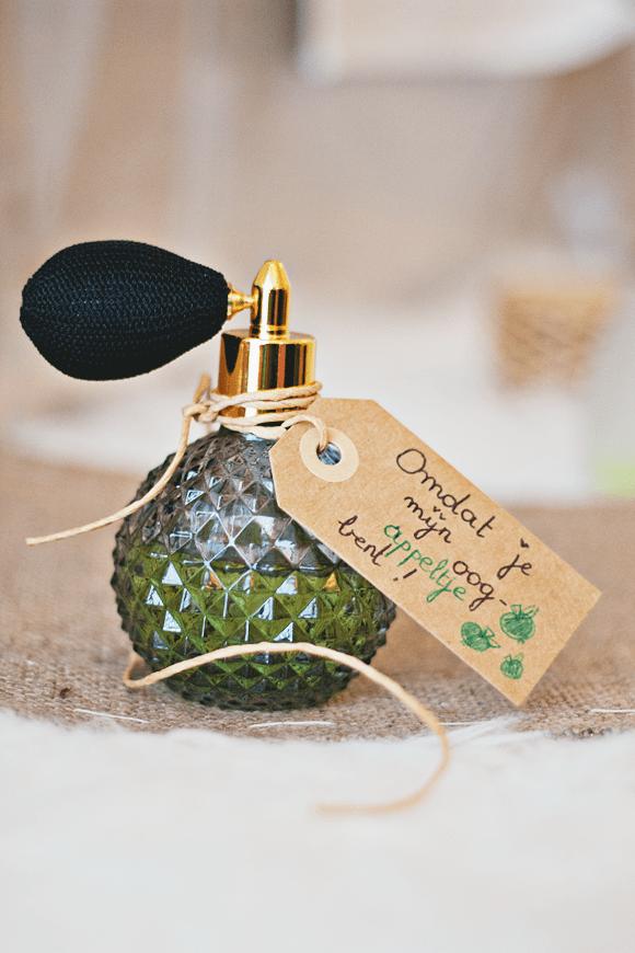 DIY: budget parfum cadeautip