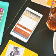 Blogger desk essentials