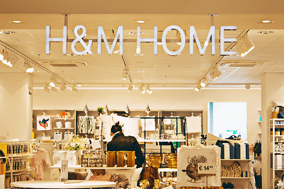 Opening H&M home Gent