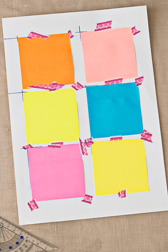 How to: printen op post-its