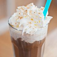 Recept: zoete frappuccino à la Starbucks