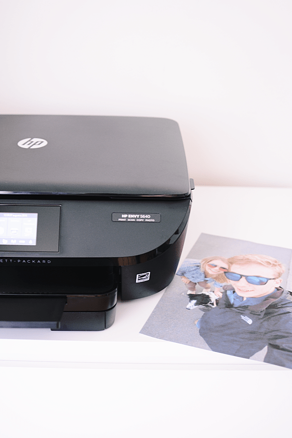 WIN: HP Envy 5640 printer