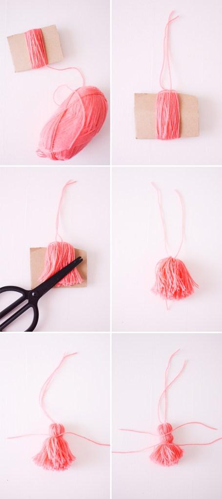 Een tassel bladwijzer