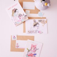 Love, Sam stationery + win!