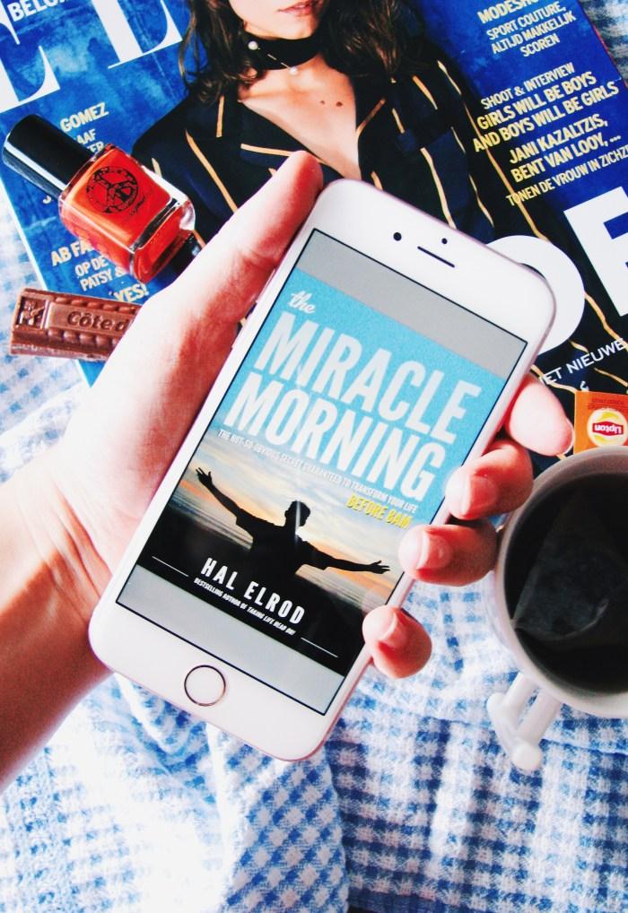 The Miracle Morning — ik ga het proberen!
