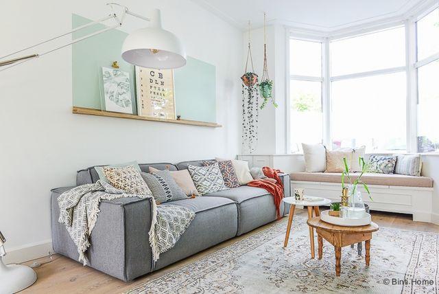 Onze woonkamer: plannen, struggles, inspiratie