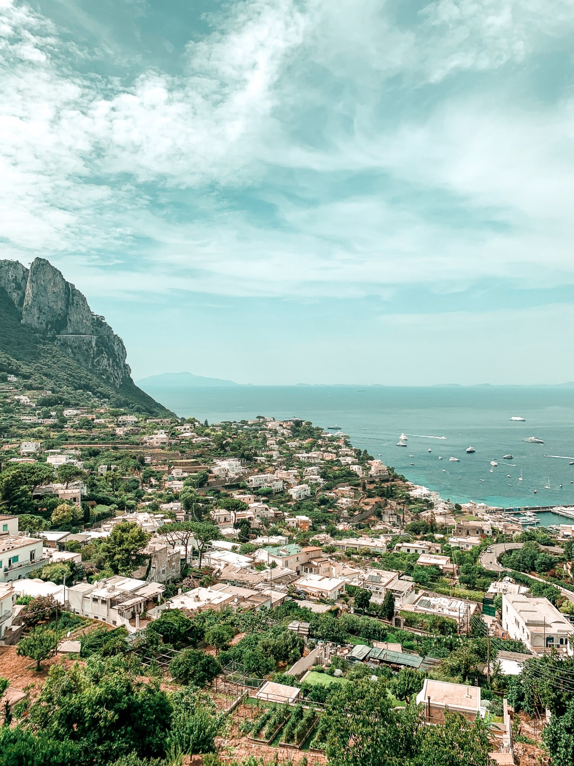 Flaneren in het chique Capri (Napels & Amalfi travel guide 6/7)