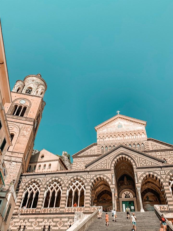 Amalfikust per boot: Positano & Amalfi (Napels & Amalfi travel guide 5/7)
