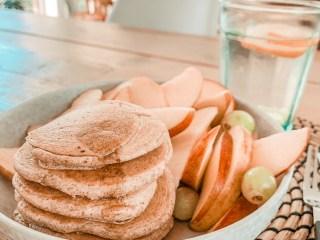 Zo bak je gezonde American Pancakes, zonder suiker