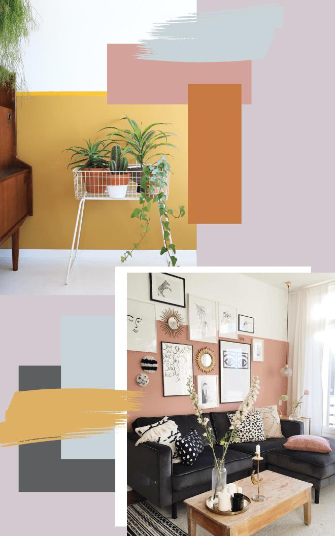 De kleurtrends van 2020 voor je interieur