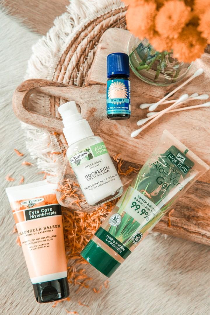 3 krachtige & natuurlijke skincare ingrediënten